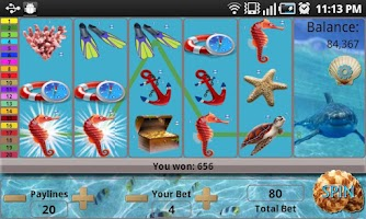 Screenshot of MafiaSpin Slot & Poker & Bingo
