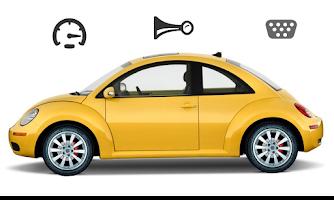 Screenshot of Toddler Kids Car Toy Beetle