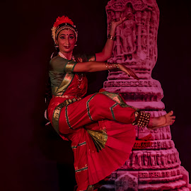 INDIAN CLASSICAL DANCE by Monish Kumar - People Musicians & Entertainers ( gujarat, classical, indian, india, dance )