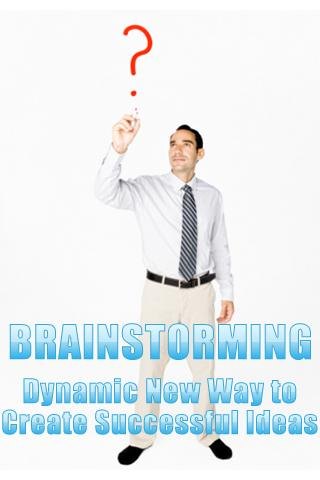 【免費生產應用App】Brainstorming: Dynamic New Way-APP點子