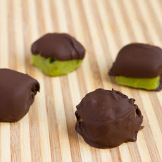 Chocolate Avocado Freeze Bites