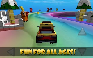 Screenshot of Minicar Champion: Circuit Race