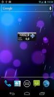 Screenshot of Barometer Monitor