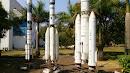 Rocket Sculpture