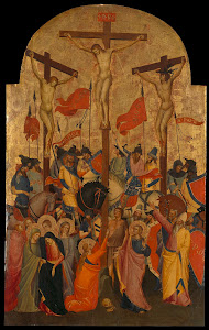 RIJKS: Niccolò di Pietro Gerini: The Crucifixion 1390