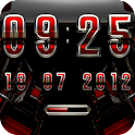 MAGNOLIA Digital Clock Widget icon