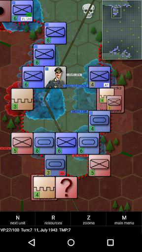 Kursk: The Biggest Tank Battle - screenshot