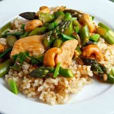 Weight Watchers Cashew Chicken