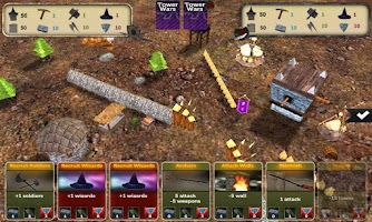 Screenshot of Tower Wars 2 FREE