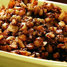 Sauteed Potatoes with Chorizo