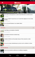 Screenshot of BN DeStem Nieuws