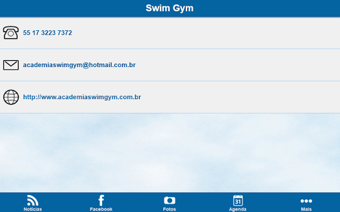 Swim Gym - screenshot