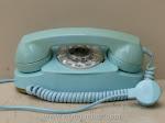 Desk Phones - Western Electric 702B Blue Princess