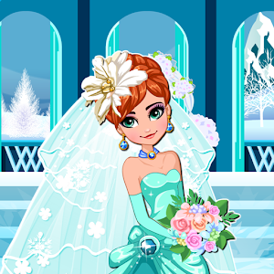 Ice Princess Dream Wedding
