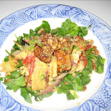 Fig and Artichoke Salad