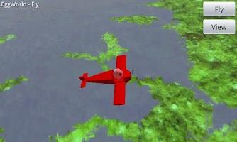 Screenshot of Egg World 3D