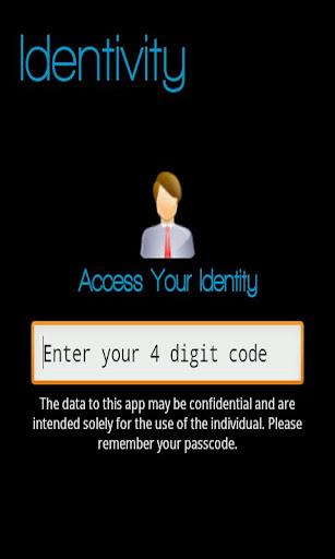 Identivity