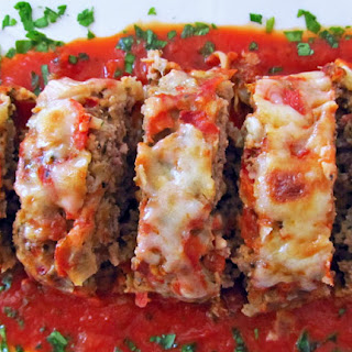 Italian Meatloaf With Mozzarella Cheese Recipes