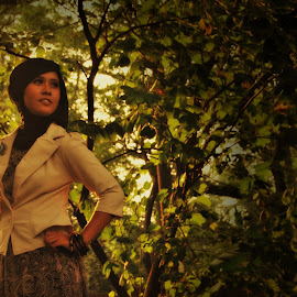 Model #4 by Rian Farrell Irsyad - Novices Only Portraits & People