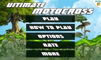 Screenshot of Ultimate Motocross