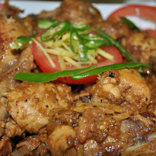 Brown Chicken Karahi Recipes