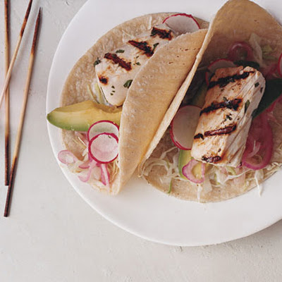 Grilled-Fish Tacos