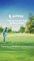Screenshot of Golfdigg