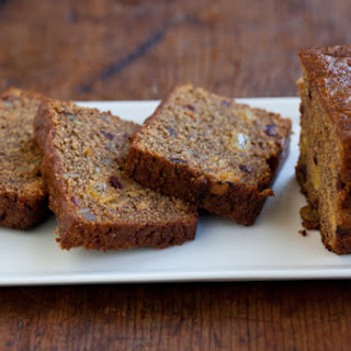 Whole Wheat Persimmon Bread
