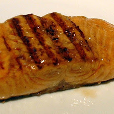 Dave's Marinated Salmon