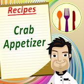 Crab Appetizers Cookbook Free APK for Bluestacks