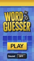 Screenshot of Word Guesser