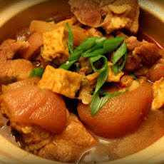 Spicy Pork Stew