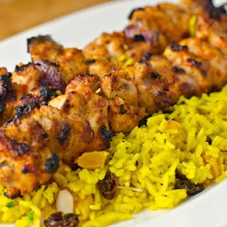 Middle Eastern Chicken Thighs Recipes