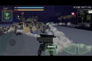 Screenshot of Destroy Gunners F