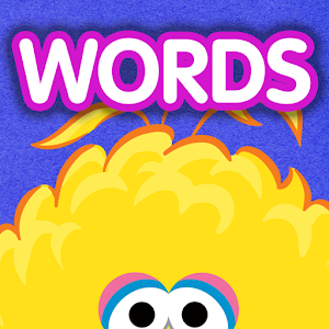 Sesame Street Big Birds Words