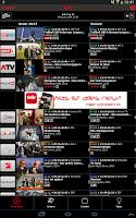 Screenshot of tele TV - das Fernsehprogramm