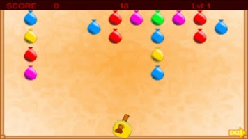 Screenshot of Ninja Carnival Games