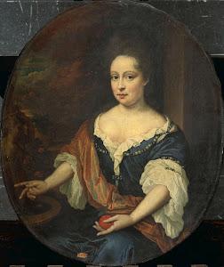 RIJKS: Jan van Haensbergen: painting 1699
