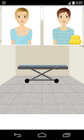 Screenshot of heart doctor games