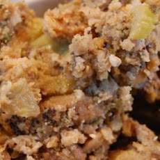 Yummy Crock Pot Stuffing