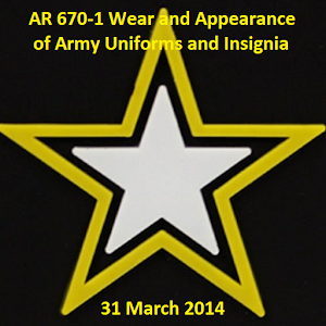 ar 670 1 paragraph 1 8 This pamphlet supersedes da pam 670–1, dated 1 july 2015  aircrew combat  uniform coat • 6–8, page 16  all soldiers should be aware that portions of ar  670-1, chapter 3 contains policy provisions that are punitive.