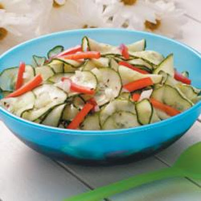 Dilly Cucumber Salad