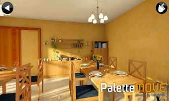 Screenshot of Palette MOVE