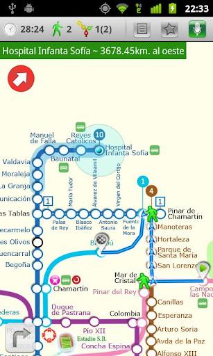 Madrid Metro 24