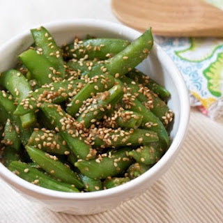 Sugar Snap Beans Recipes