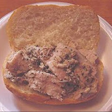 PHILLY (Italian Style) Hot Roast Pork Sandwiches