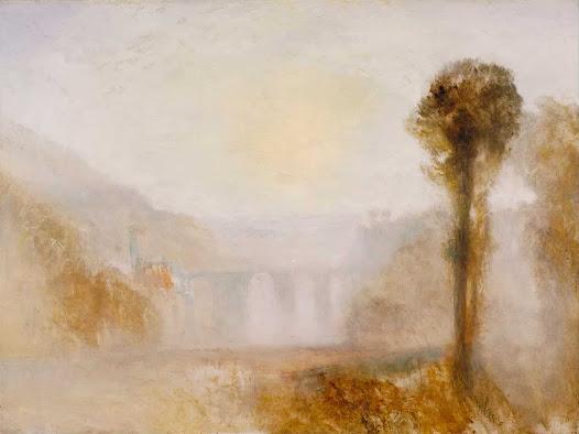 Turne Joseph, Il ponte della torri a Spoleto