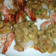 Cape Cod Baked Stuffed Shrimp