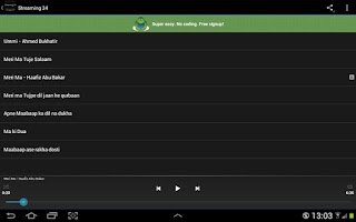 Screenshot of Streaming 24