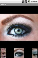 Screenshot of Eye Makeup Book Pro